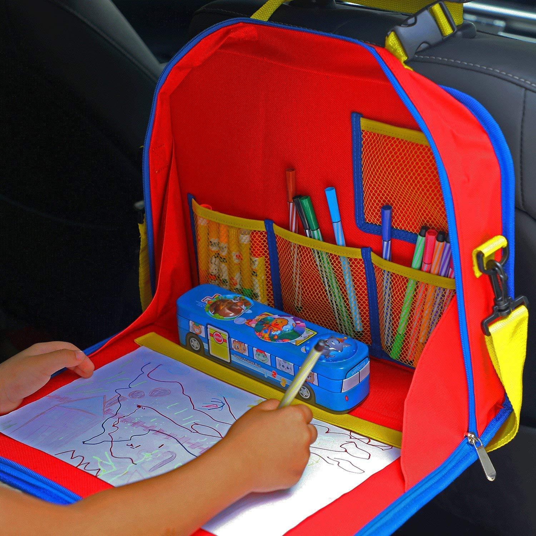 organizer auto bambini