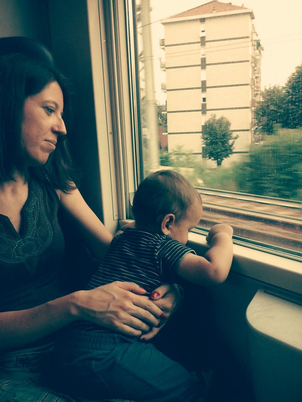 Trenopendolare-Mamma pendolare