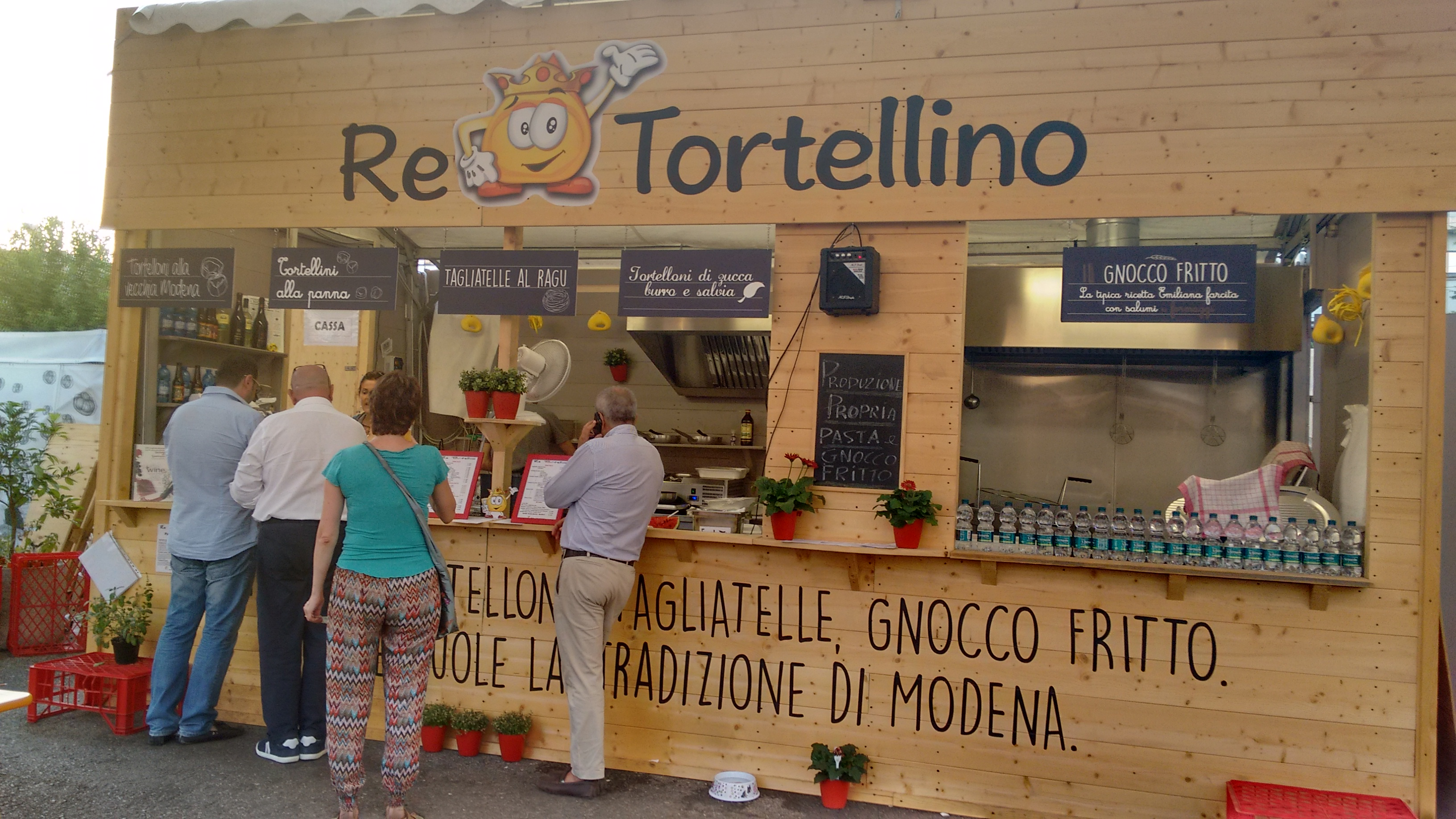 Mercato Metropolitano_tortellino