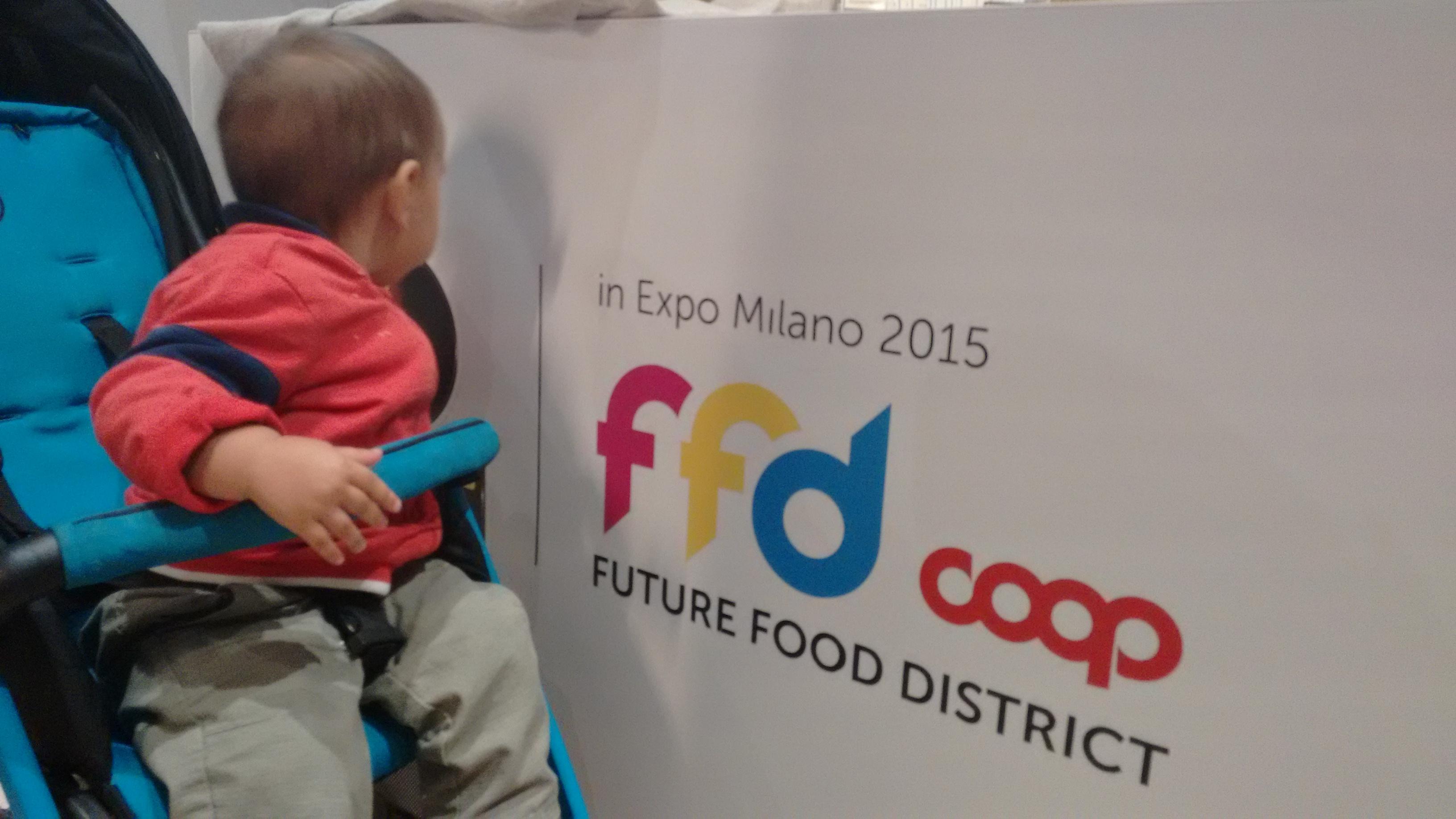 Supermercato del futuro Coop Mamma in città