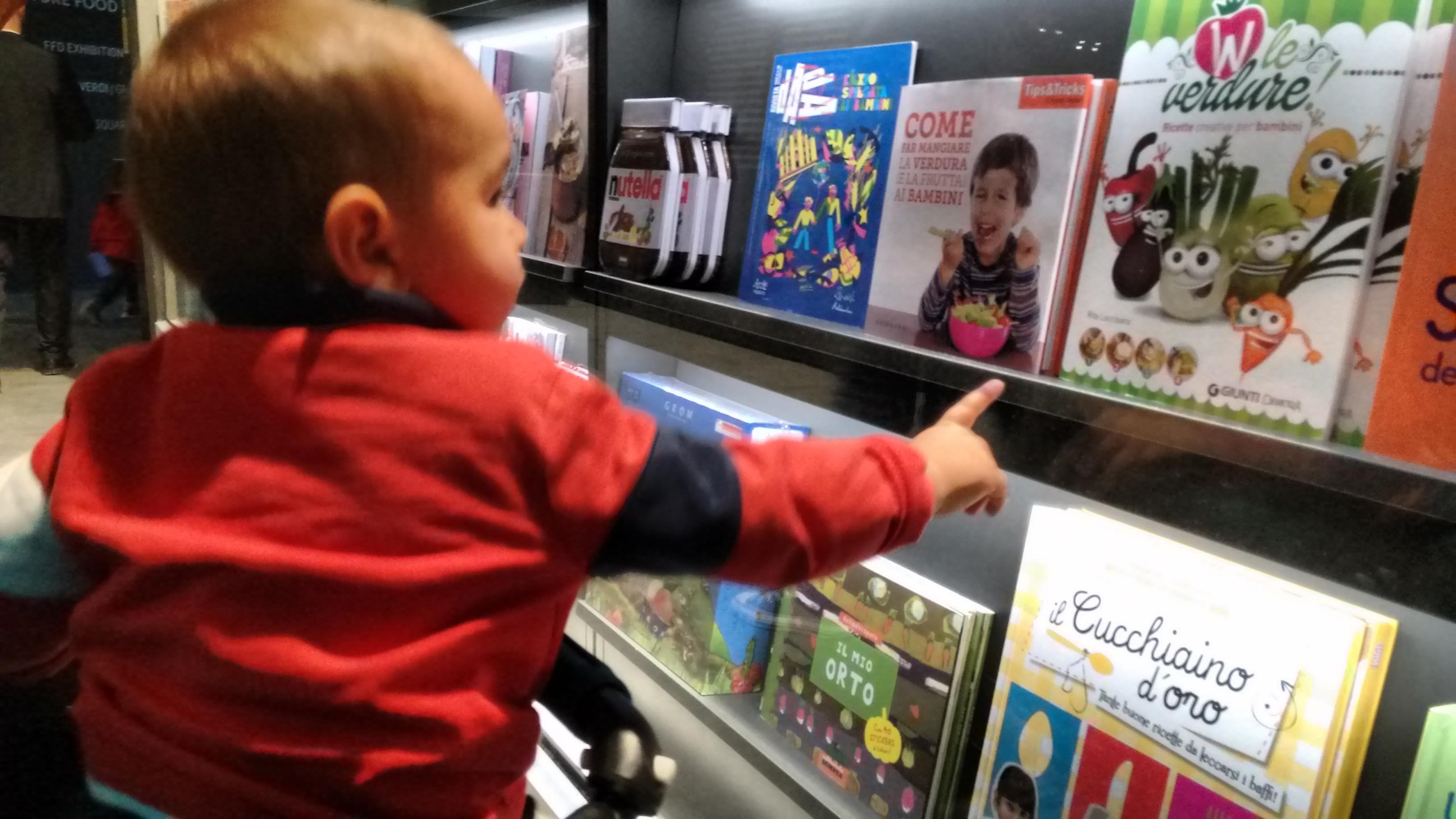 Supermercato del futuro Mamma in città