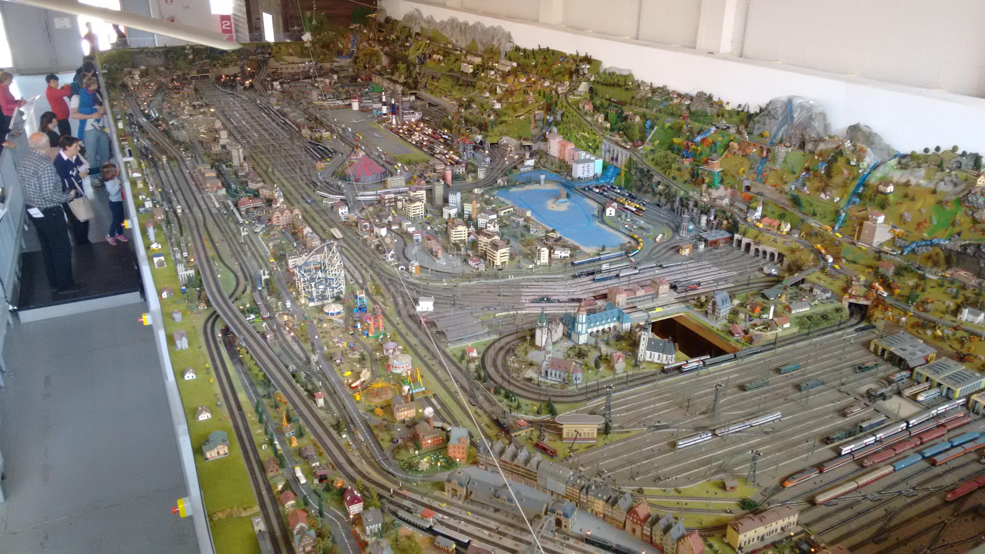 Volandia modello città