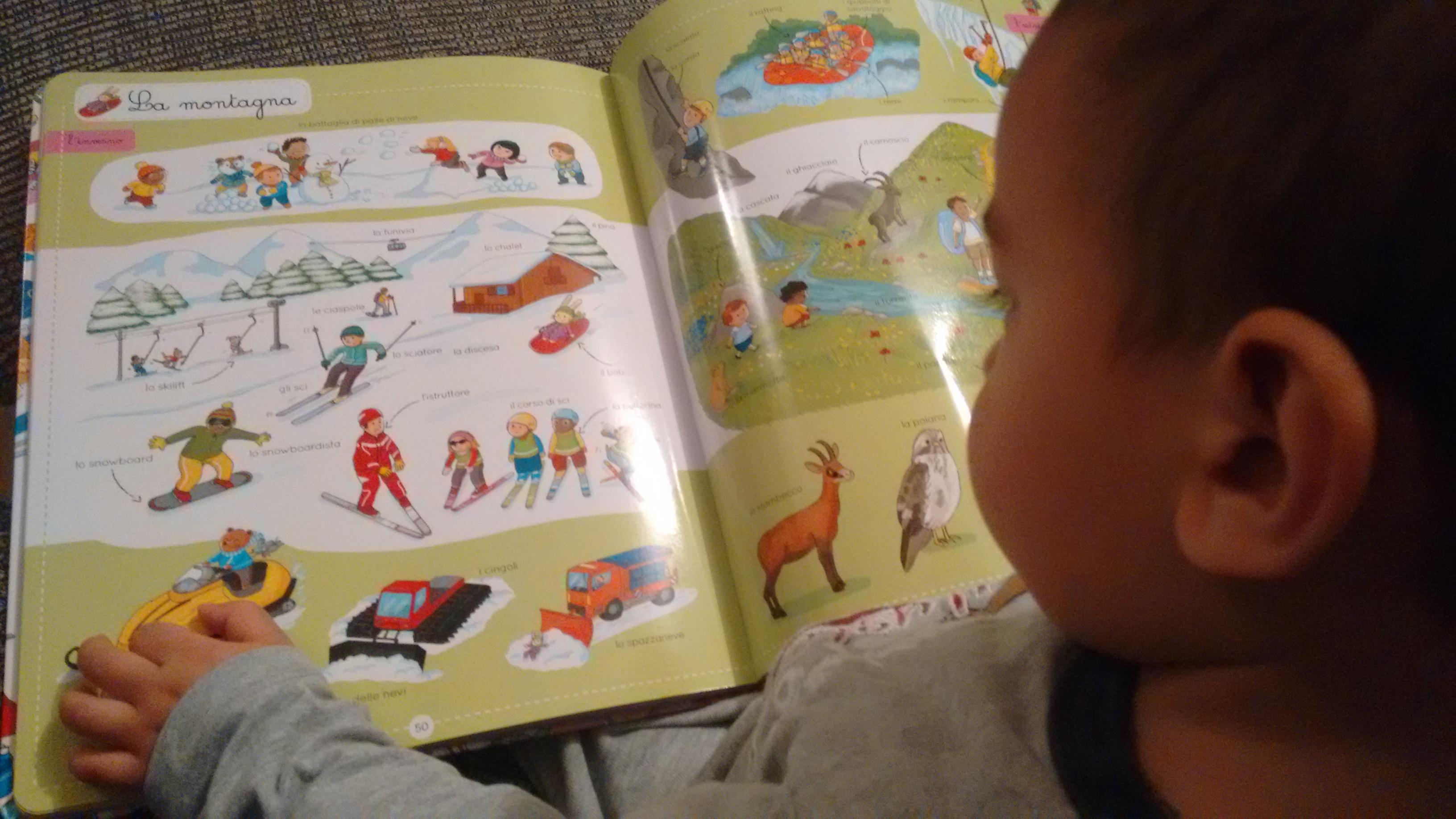 Libro linguaggio bambini