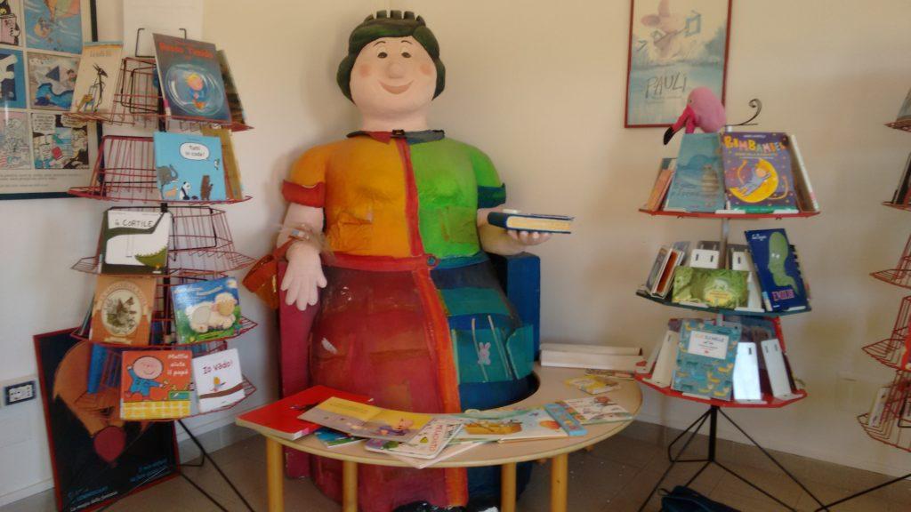 Cagliari bambini Biblioteca