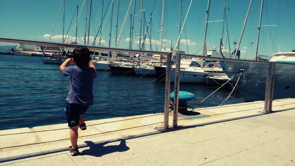 Cagliari bambini visitare tour