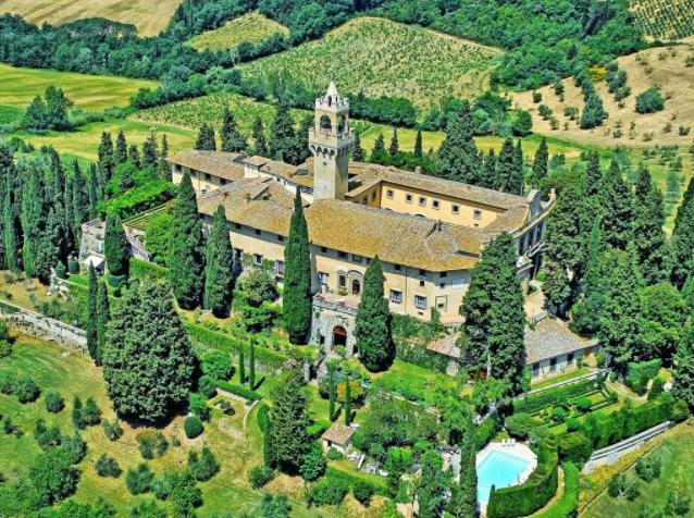 Vacanza Castello Toscana
