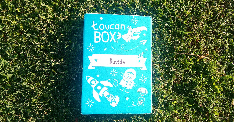 Toucanbox scatola kit