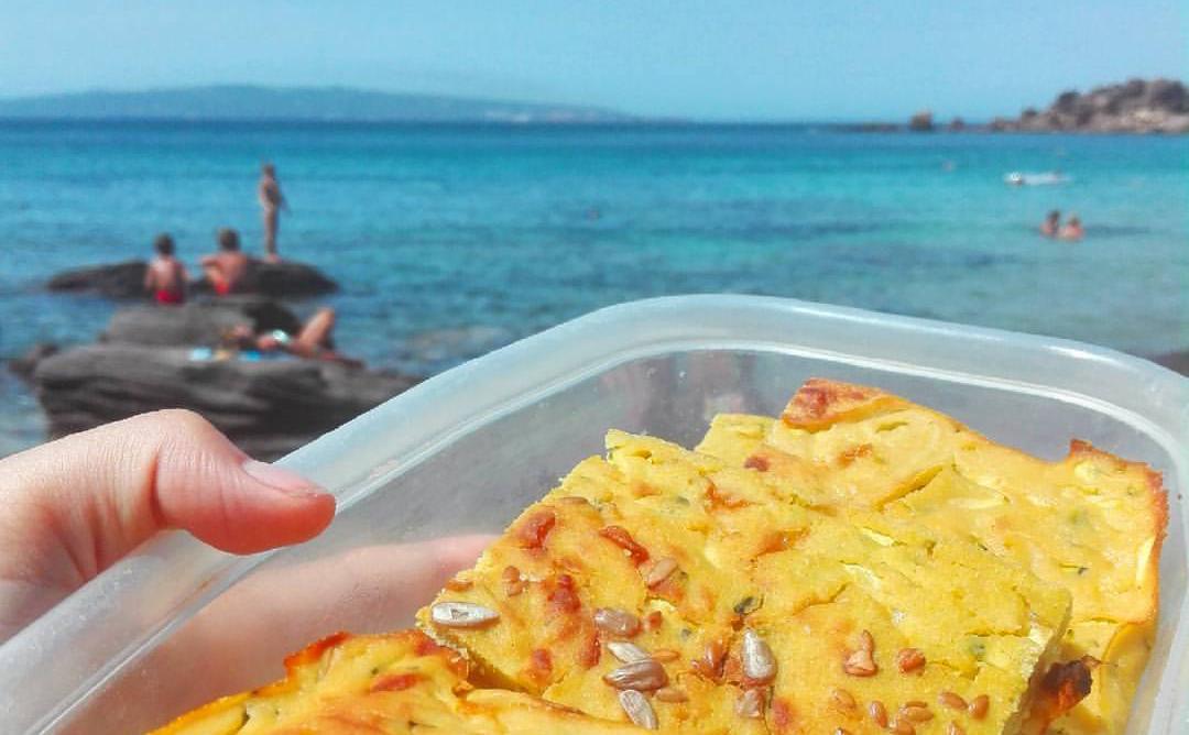 cibo spiaggia bambini ricette