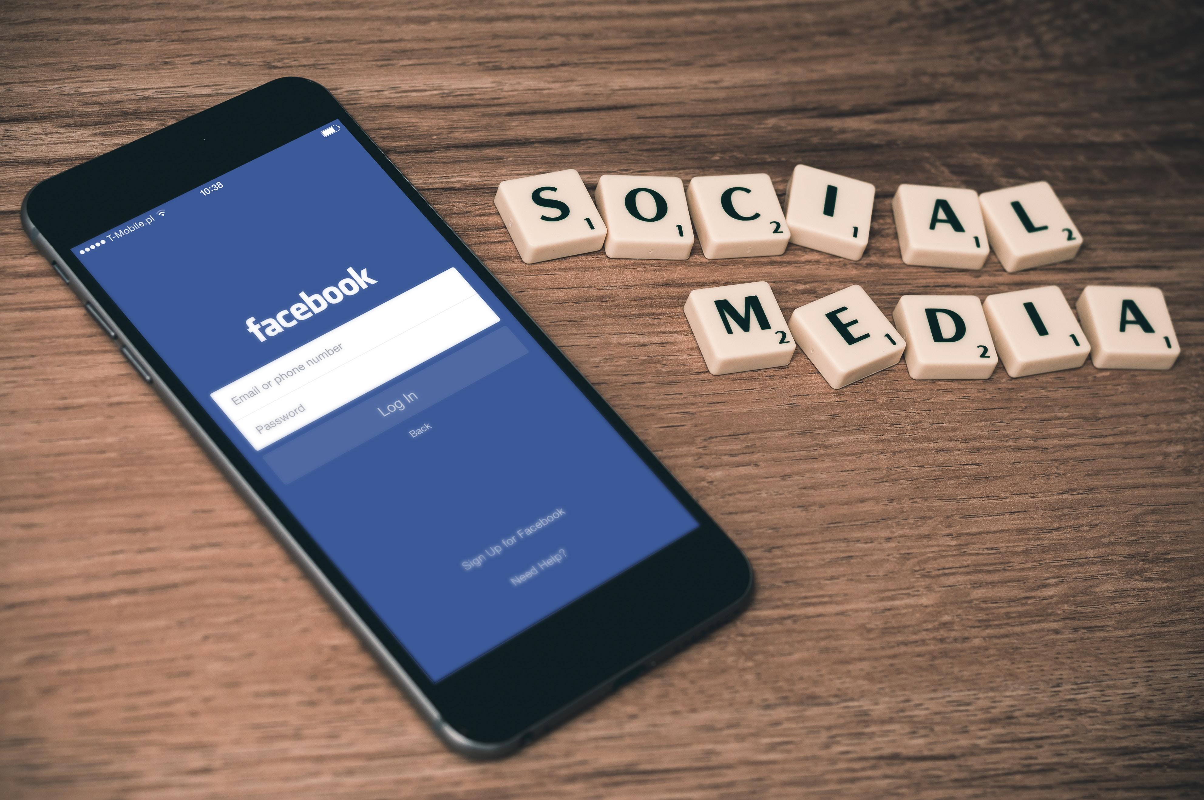 Facebook-mamme