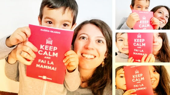 Keep calm and fai la mamma