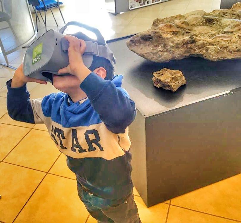 Visore Parc Museo della Giara