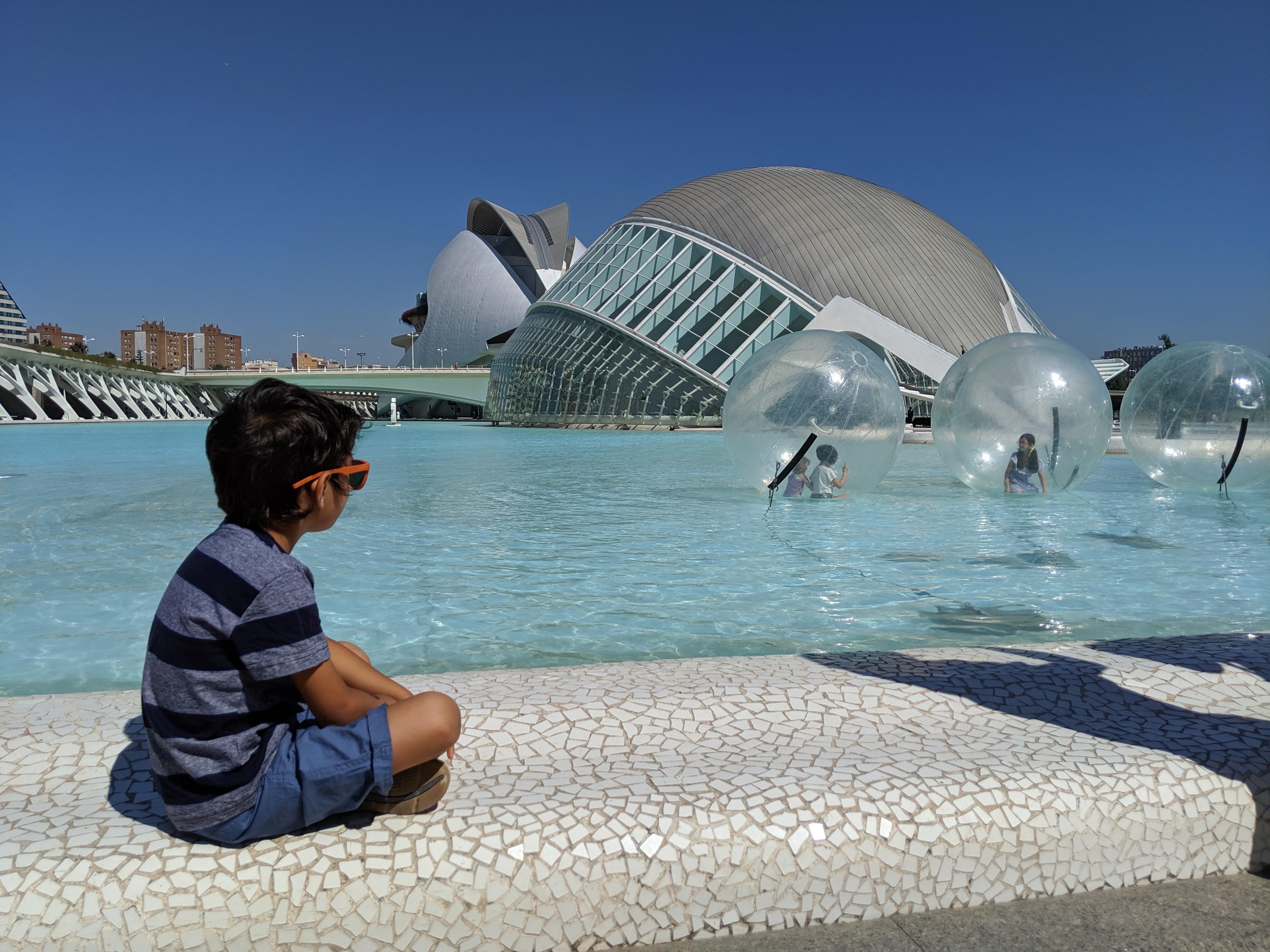 Valencia-bambini