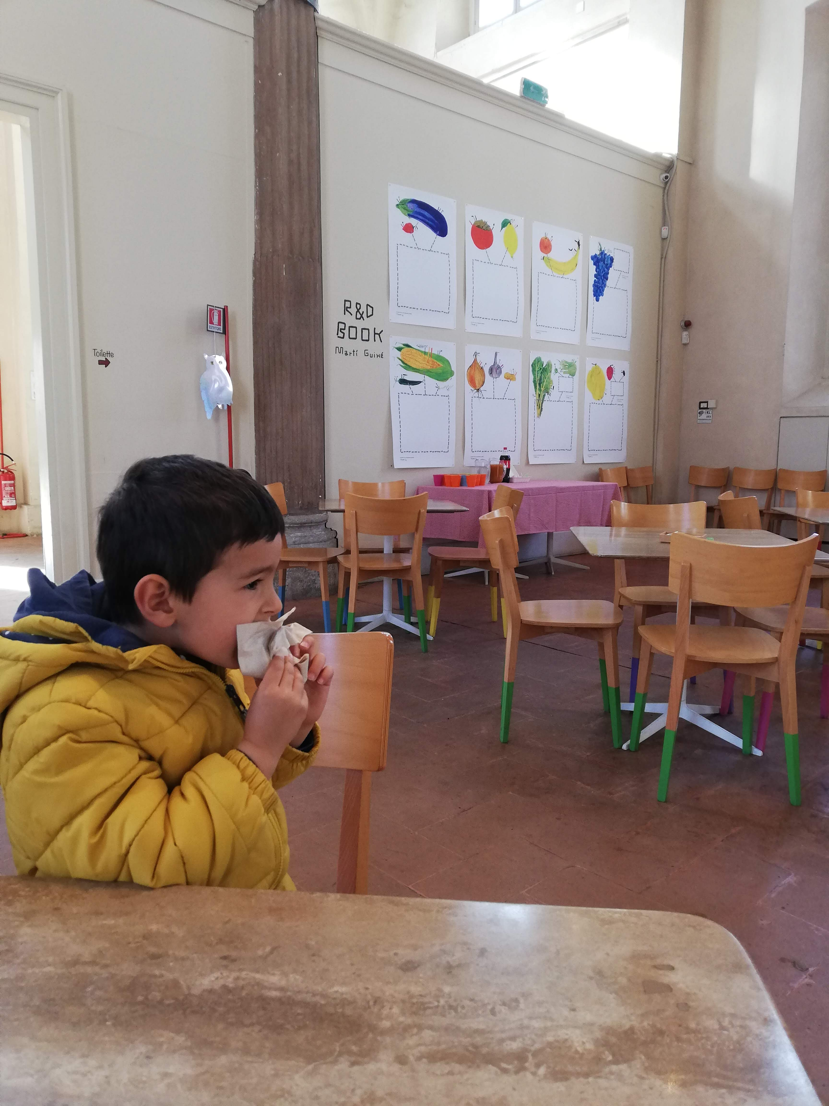 Colazione al Muba